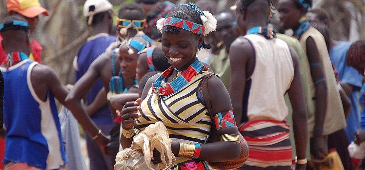 Pueblos de Etiopía y sus gentes
