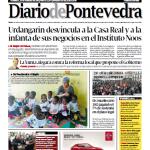 Nuestros niños de Walmara en primera plana – Diario de Pontevedra