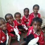 Seis nuevos canguritos en la Escuela Infantil Abay