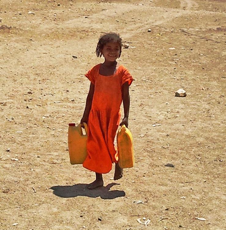 Te cuento Etiopía: Mama, cuentame Etiopia