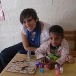 Apadrinamientos Abay en Centro de niños con autisimo Joy Center – Addis Abeba