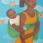 """Ana Seco nos regala """"Pide un deseo"""", """"Agua"""" e """"Infancia perdida""""  – Arte solidario por Etiopía"""