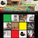 "Nace la web ""Arte para Walmara"""
